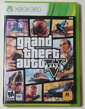 Grand Theft Auto V GTA 5 - Xbox 360 Video Game CIB Complete