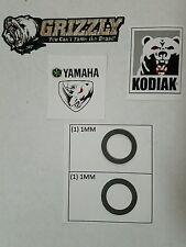 Yamaha Rhino Kodiak Grizzly 450 700 550 660 400 600 2mm shim clutch mod coop45