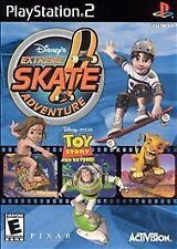 Disney's Extreme Skate Adventure (Sony PlayStation 2, 2003)