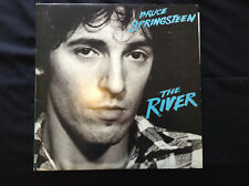 Bruce Spingsteen The river with inserts stunning NM vinyl no Spindle wear !!