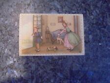 beau lot de huit carte postale ancienne enfantine..