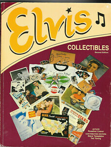 Elvis Presley Elvis Collectibles softcover Book