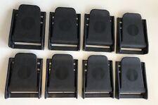 "Bulk Pack (8) Weight Belt Buckles Plastic 2"", 3-Slots, Quick Release New!"