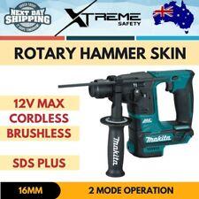 New Makita 12V Max Cordless Brushless 16mm SDS Plus Rotary Hammer Skin Only