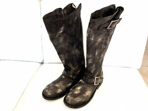 Bottes Femme Mexicana Old Gringo Cuir Marron Taille 36