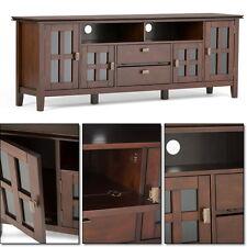 "80"" TV Stand Entertainment Cabinet Corner Media Center Theater Console Furniture"