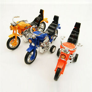Pull Back Motorcycle  Toy Funny Children Kids Motor Bike Model Toy  BH FT