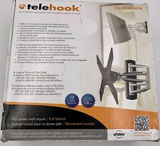 Atdec Telehook TH-2050-VFM Articulating Wall Mount -TV's Up To 77 lbs. NIB $269