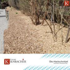 100% Öko Hackschnitzel 2000L Big Bag Holzhackschnitzel Beetabdeckung Mulch Holz