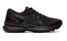 ASICS GEL-NIMBUS 22 Women's Running Shoes Black Gym Training NWT 112010204-002