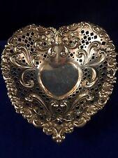 Antique Sterling Silver Chantilly Gorham Dish