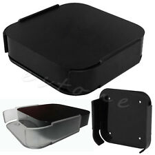 1Pc Wall Mount Case Bracket Holder Tray For Apple TV 2 3 & AirPort Express