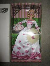 2002 Victorian Tea Barbie (Caucasian), new in box