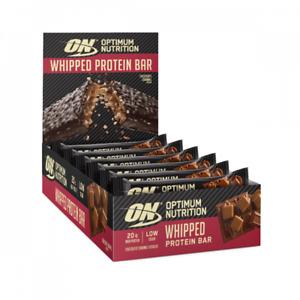 ON Optimum Nutrition Whipped Protein Bar Bites Low Sugar 10x60g - Choco Caramel