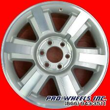 "FORD F150 TRUCK 2006 2007 2008 20"" MACHINED SILVER ORIGINAL OEM WHEEL RIM 3646"