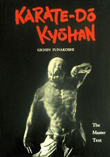 Karate-Do Kyohan - The Master Text - Gichin Funakoshi - HC w/DJ 1987