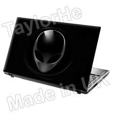 """Da 15,6 """"Laptop SKIN Cover Adesivo Decalcomania Alieno HEAD 89"""
