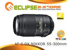 Brand New Nikon AF-S DX NIKKOR 55-300mm f/4.5-5.6G ED VR Lens