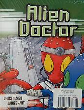 Steck-Vaughn Take 3 : Student Reader 6pk Alien Doctor Blue Level Grades 6-8  NEW
