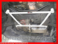 Volkswagen Golf Mk2 Front Lower Bar Member Brace 4pts