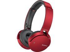 SONY MDRXB650BTR.CE7 RED Over Ear Wireless Headphones Original /Brand New