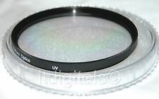 72mm UV Lens Filter For Canon FD 17mm 20mm 135mm 200mm Safety Glass Protection