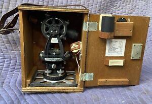 Vintage Sokkisha 7401 Surveying  Transit