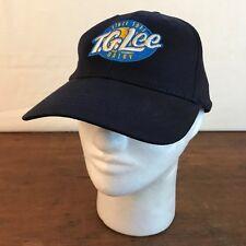 T G Lee Dairy Blue Cotton Mens Strapback Baseball Cap Hat CH12