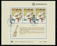 Portugal Madeira Minr Bloc 6 Timbrés