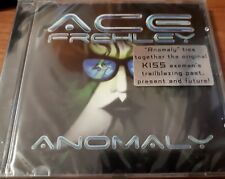 ACE FREHLEY - ANOMALY - CD SIGILLATO (SEALED)