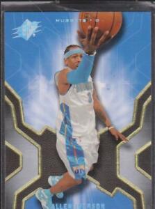 2007/08  spx   # 65 allen iverson