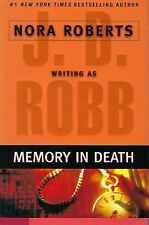 Memory in Death by J. D. Robb (2006, Hardcover) Brand New