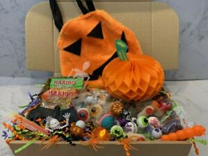 Halloween Gift Box Personalised Chocolate Sweet Candy Hamper Large