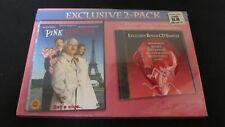 Sealed New The Pink Panther 2006 DVD w/ Beyonce Bonus CD Music Sampler Remake!!!