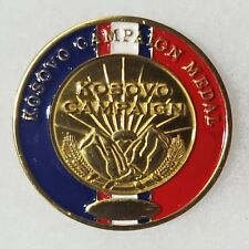 US Military Kosovo Campaign Medal Challenge Coin