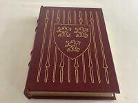Easton Press IVANHOE Walter Scott LEATHER Illustrated 1977 1ST Collectors Ed MNT