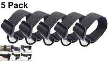 5PC Butt Stock Sling Adapter Universal Fit for Shotgun Rifle Attachment Mount