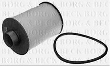 BORG & BECK FUEL FILTER FOR VAUXHALL COMBO DIESEL 1.3 51KW