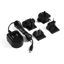 Contour Universal Wall Charger with interchangeable adapters