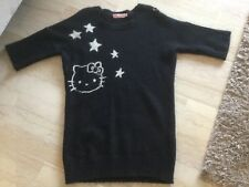 HELLO KITTY by VICTORIA COUTURE: JOLIE ROBE OU PULL LONG FILLETTE TAILLE 10 ANS