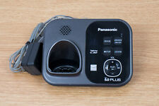 Panasonic KX-TG4731 DECT 6.0 Cordless Phone Answering System + PNLV226 Adapter