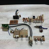 Marantz 4025 Receiver Switch LOT Power Tuning Volume Balance Selector & MORE