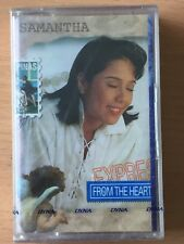 SAMANTHA Express From the Heart OPM Cassette SEALED NOS FREE DIGITAL COPY