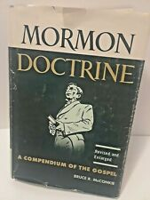 Mormon Doctrine by Bruce R. McConkie 1966 1st Printing  - Revised & Enlarged