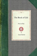 Cooking in America: The Book of Life by Sinclair Upton Sinclair and Upton...