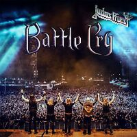 JUDAS PRIEST - BATTLE CRY  CD NEUF