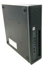HP Elitedesk 800 G1 Desktop Intel Core i5 4th Gen 4GB 1TB HDD Win 10 Refurb