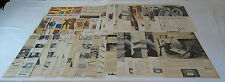 Collection of 52 Daisy bb gun air rifle ads ~ 1960s