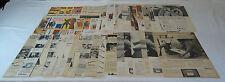 Collection of 52 Daisy bb gun air rifle ads ~ 1960s