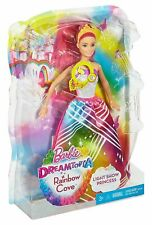 Barbie principessa arcobaleno magico Mattel